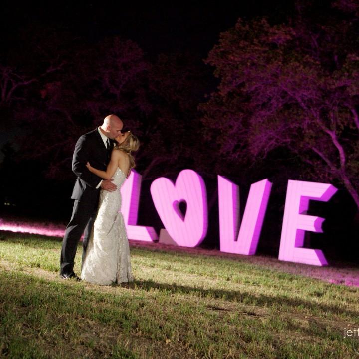 Kate & Joel Kindred Oaks Wedding