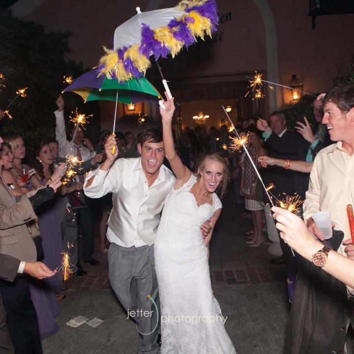 Abbeville, LA Cajun Wedding