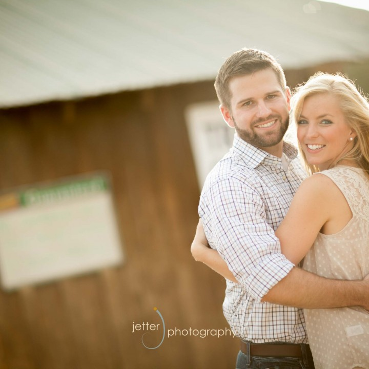 Dripping Springs Engagement Shoot